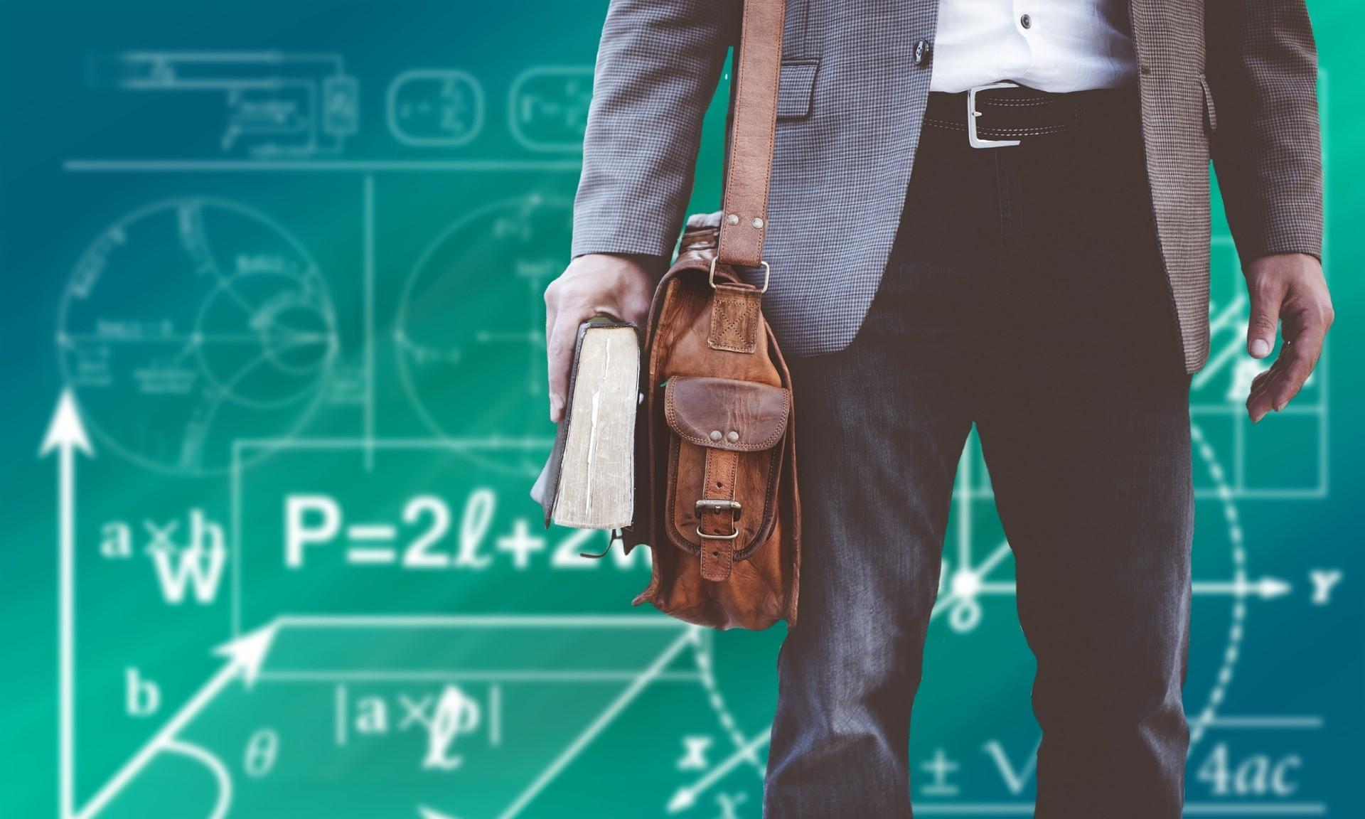 Profesores apasionados por las matemáticas