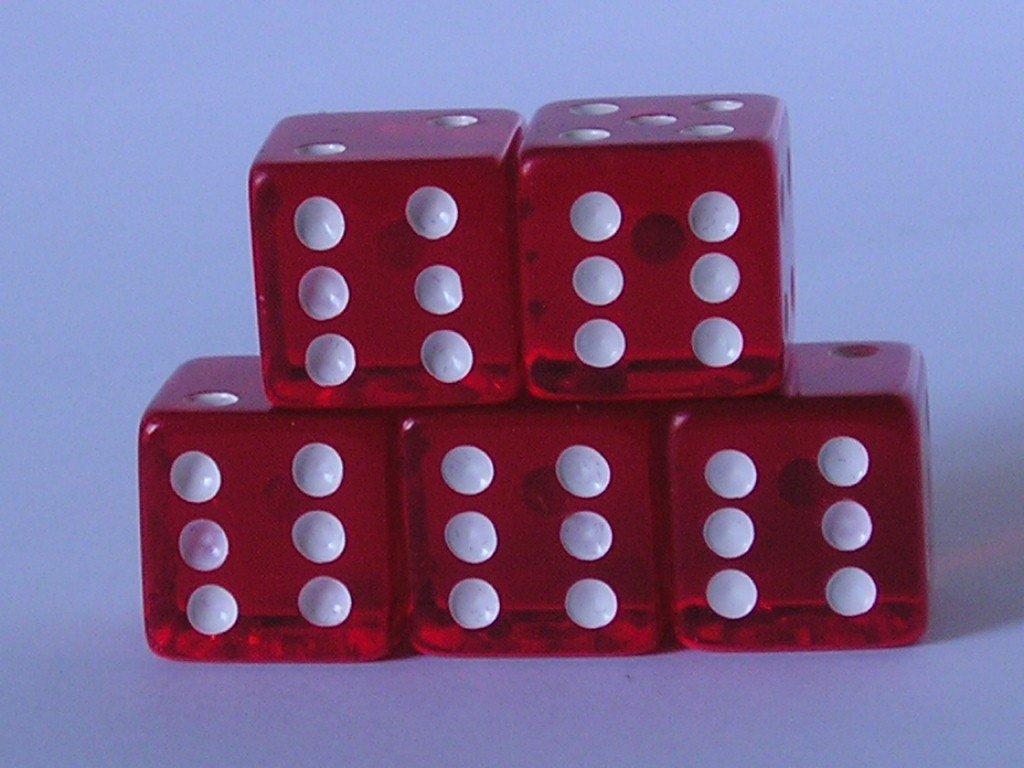 Matemáticas y juegos de azar